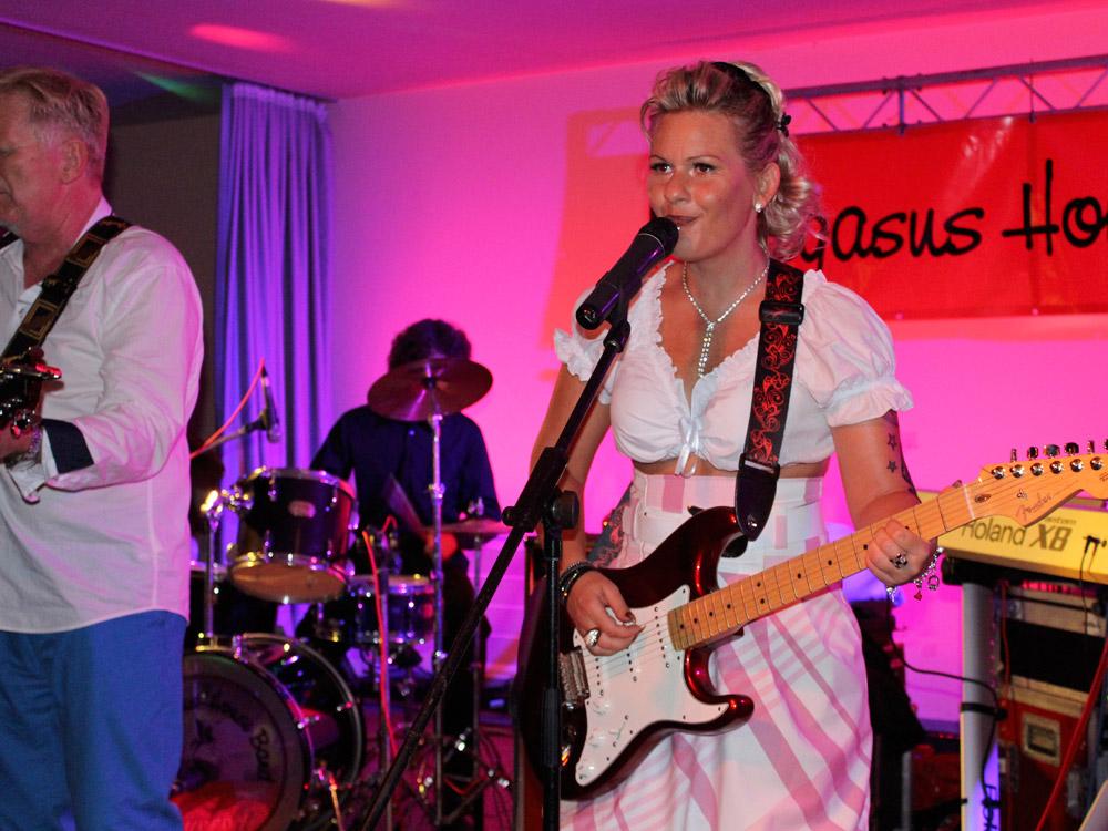 Pegasus House Band Bildergalerie